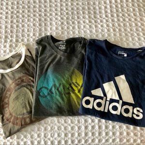 3 Men's T Shirts